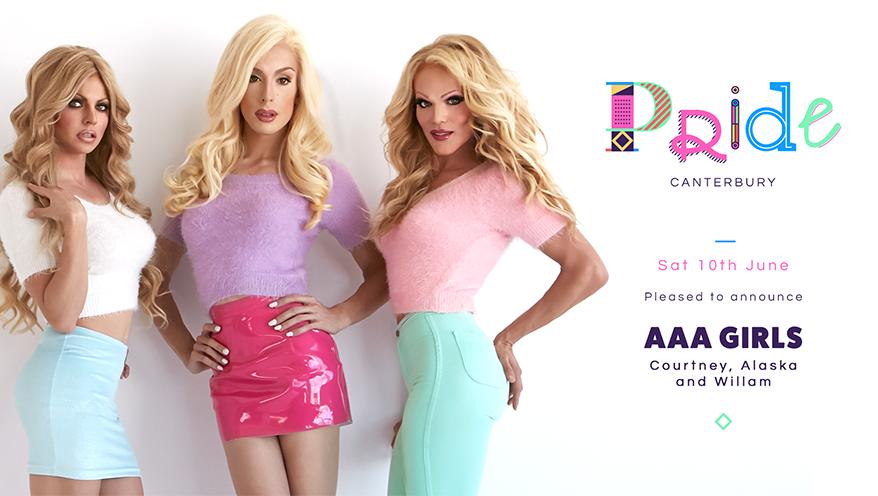 AAA girls announcement