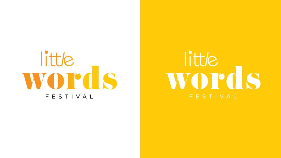 Little Words Festival logo